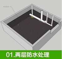 陶粒卫生间厕所回填步骤(一)